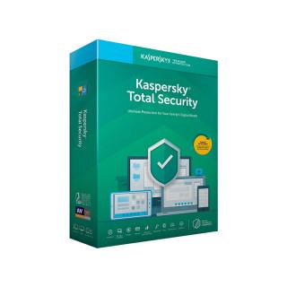 Kaspersky Total Security (2 eszköz 2 év) megújítás (Letölthető) PC