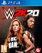 WWE 2K20 (használt) PS4