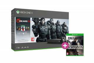 Xbox One X 1TB + Gears 5 + Call of Duty: Modern Warfare (2019) XBOX ONE