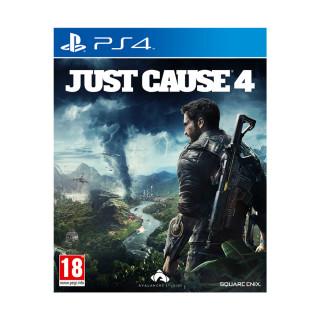 Just Cause 4 (használt) PS4