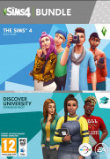 The Sims 4 + Discover University Bundle