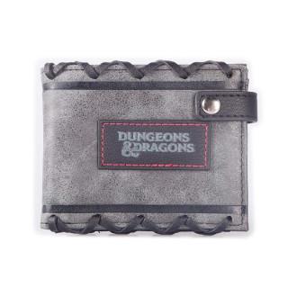Dungeons & Dragons Bifold Lace Pénztárca  AJÁNDÉKTÁRGY