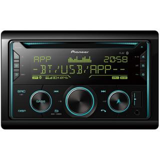 Pioneer FH-S720BT CD/Bluetooth/USB/AUX autóhifi fejegység