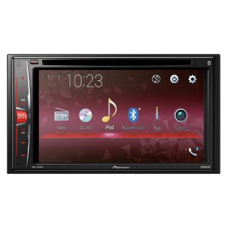 Pioneer AVH-A210BT Bluetooth/DVD/USB/AUX multimédia fejegység