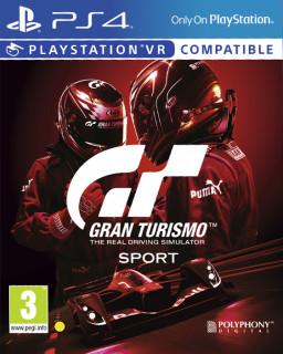 Gran Turismo Sport Spec II PS4