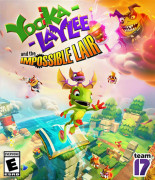 Yooka-Laylee The Impossible Lair XBOX ONE