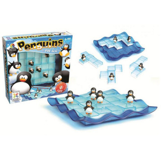 Pingvincsúszda (Penguins On Ice) AJÁNDÉKTÁRGY