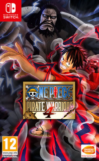 One Piece: Pirate Warriors 4 Nintendo Switch