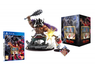 One Piece: Pirate Warriors 4  Collector's Edition PS4