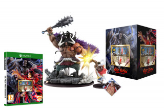 One Piece: Pirate Warriors 4  Collector's Edition XBOX ONE
