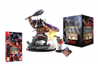 One Piece: Pirate Warriors 4  Collector's Edition Switch
