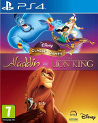 Disney Classic Games: Aladdin and The Lion King PS4