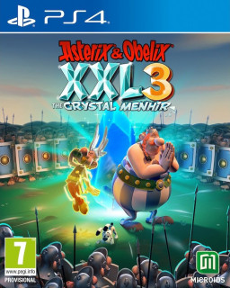 Asterix & Obelix XXL 3: The Crystal Menhir Limited Edition PS4
