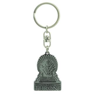 GAME OF THRONES - Throne kulcstartó AJÁNDÉKTÁRGY
