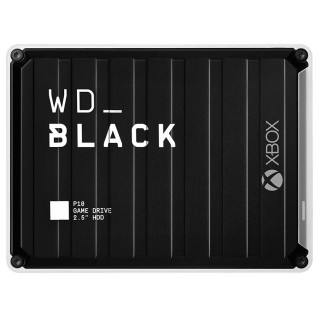 WD_BLACK P10 Game Drive 5TB Xbox (Fekete) XBOX ONE