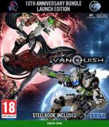 Bayonetta & Vanquish 10th Anniversary Bundle Launch Edition