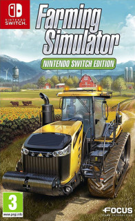 Farming Simulator 20 Nintendo Switch