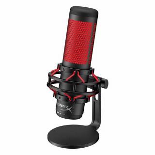 HYPERX Mikrofon QuadCast asztali Több platform