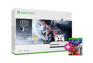 Xbox One S 1TB + Star Wars Jedi: Fallen Order + eFootball PES 2020 XBOX ONE