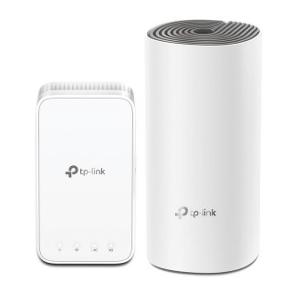 TP-LINK Deco E3(2-pack) AC1200 Whole Home Mesh Wi-Fi System PC