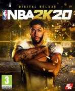 NBA 2K20 Digital Deluxe (PC) Letölthető