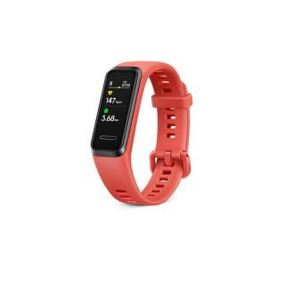 Huawei Band 4 Pro aktivitásmérő - Piros Mobil