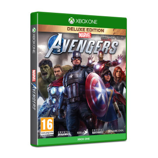 Marvel's Avengers Deluxe Edition