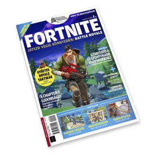 Fortnite Magazin - Bookazine 1. Ajándéktárgyak