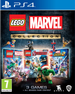 LEGO® Marvel Collection PS4