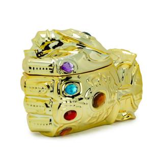MARVEL - Bögre 3D - Thanos Infinity Gauntlet Ajándéktárgyak