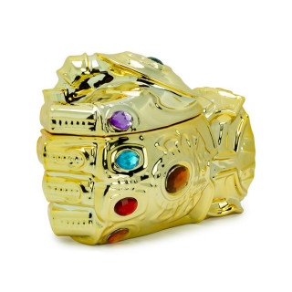 MARVEL - Bögre 3D - Thanos Infinity Gauntlet