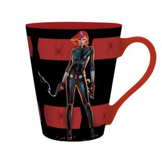 MARVEL - Bögre - 250 ml - Black Widow AJÁNDÉKTÁRGY