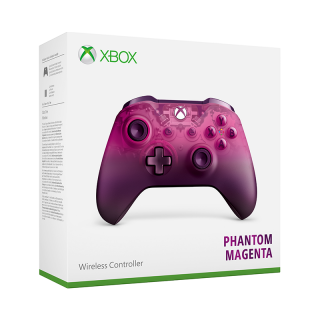 Xbox Wireless kontroller (Phantom Magenta Special Edition)
