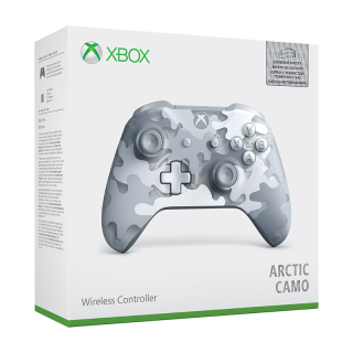 Xbox Wireless kontroller (Arctic Camo Special Edition) XBOX ONE