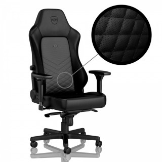 Noblechairs HERO gaming szék fekete (NBL-HRO-PU-BLA) (Bontott)