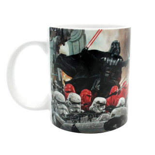 Star Wars - Bögre - 320 ml - Empire battle