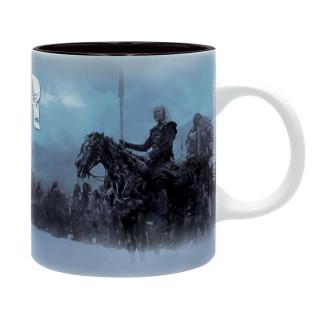Game of Thrones - Bögre - 320 ml -White Walkers