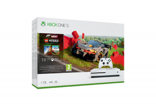 Xbox One S 1TB + Forza Horizon 4 LEGO Speed Champions (Bontott) XBOX ONE
