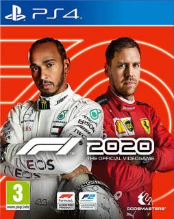 F1 2020 (használt) PS4