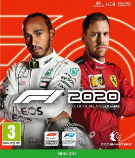 F1 2020 (használt) Xbox One