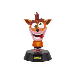 Crash Bandicoot Icon Light - Lámpa AJÁNDÉKTÁRGY