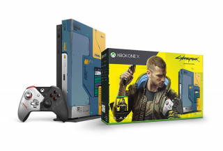 Xbox One X 1TB Cyberpunk 2077 Limited Edition XBOX ONE