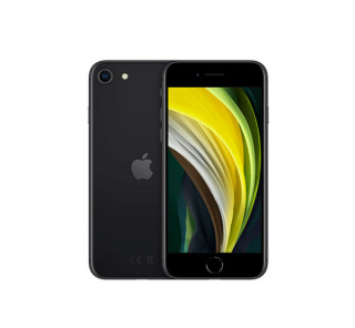 Apple Iphone SE 2020 64GB Fekete MX9R2GH/A Mobil