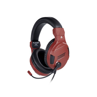Stereo Gaming Headset V3 PS4 Red (Nacon)