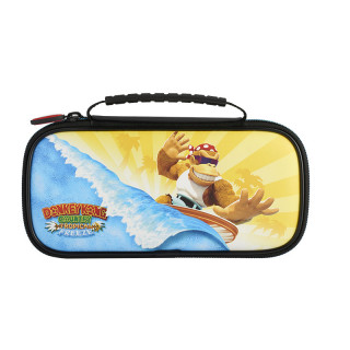Switch Game Traveler Deluxe Travel Case RDS Donkey Kong Country Tropical (BigBen)