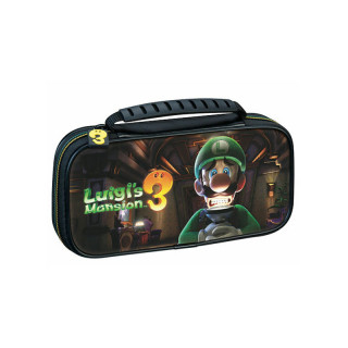 Switch Lite Game Traveler Deluxe Travel Case Luigi's Mansion 3 (BigBen) Nintendo Switch