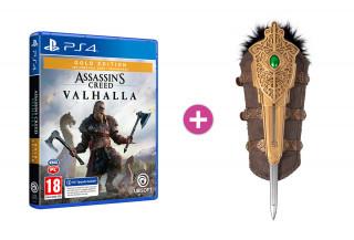 Assassin's Creed Valhalla Gold Edition + Hidden Blade PS4