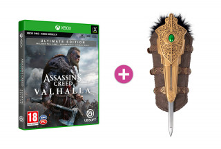 Assassin's Creed Valhalla Ultimate Edition + Hidden Blade XBOX ONE