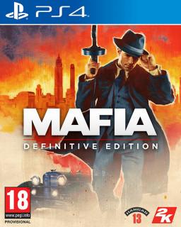 Mafia: Definitive Edition (használt) PS4