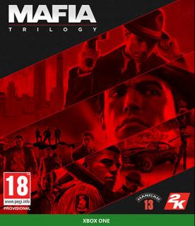 Mafia: Trilogy (használt) Xbox One